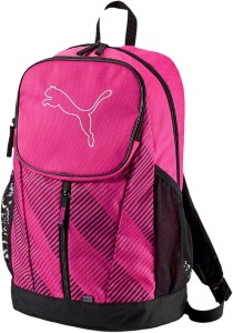 a6179b034cd Puma Echo 26 L Laptop Backpack Pink Best Price in India