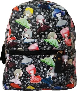 GoAppuGo Trendy College bags for girls c134 stylish women ladies shoulders  10 L Backpack ccf50069153c8