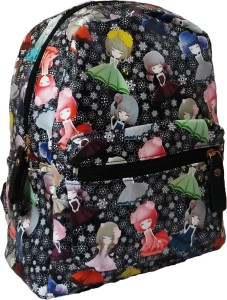 GoAppuGo Trendy College bags for girls c134 stylish women ladies shoulders  10 L BackpackMulticolor be88d747ef677