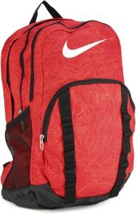 f4caa6bdaedcb2 Nike Backpack Black Red Best Price in India   Nike Backpack Black ...