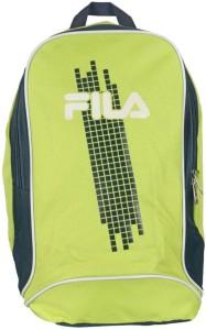 Fila Waterproof Backpack Green 15 L Best Price in India