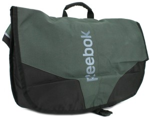 f6a3e627229c8a Reebok Lp Sling Backpack Black Grey Best Price in India