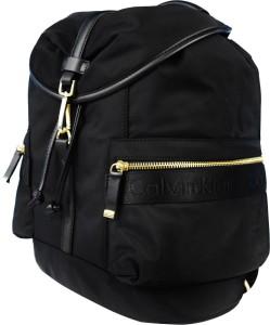 5a25cd4e2fe Calvin Klein Nylon Fashion 2 L Backpack Black Best Price in India ...