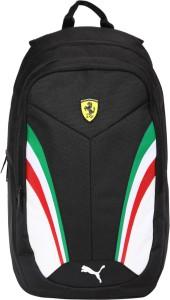 e471ec06a5 Puma Puma Ferrari Replica 18.5 L Laptop Backpack (black) 18.5 L Laptop  Backpack