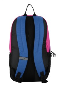 2b57a964c0 Puma Deck 24 L Laptop Backpack Pink Blue Best Price in India