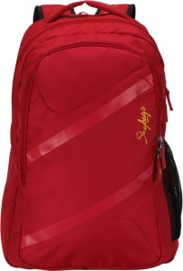 Skybags Footlose Router 2 Red 26 L Backpack