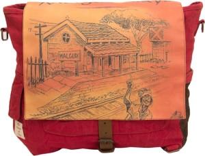 The House of Tara Malgudi Days Bag 13 L Medium Backpack
