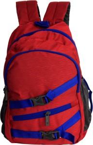 Pandora School Bag (Strip) 28 L Backpack