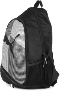 Puma Echo Plus 27 L Backpack Black Best Price in India  e4908acba14f3