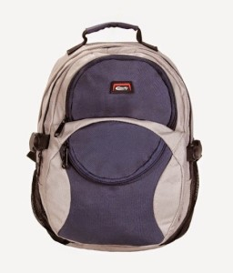 Comfy ComC11GreyBLu 3 L Medium Backpack