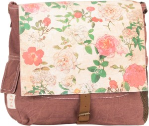 The House of Tara Floral Bag 13 L Medium Backpack