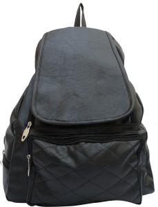 Vintage Ladies Expandable Black(bag 145) 7.5 L Backpack