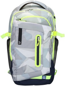 4c4dd0da1e Puma Evo Blaze pma 24 L Laptop Backpack Grey Best Price in India ...