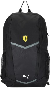 0f6a4091654d Puma Ferrari Fanwear Backpack 18 L Laptop Backpack Black Best Price ...