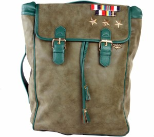 Shopharp Panama classic verde 12 L Laptop Backpack