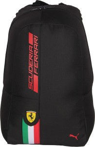59eebc727c76 Puma Ferrari Fanwear Black 2 5 L Backpack Black Best Price in India ...