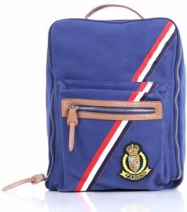 Shopharp Santiago Classic navy 12 L Laptop Backpack