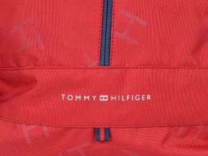 15a392d078 Tommy Hilfiger Biker Club Alaska 23.6 L Medium Laptop BackpackRed, Black