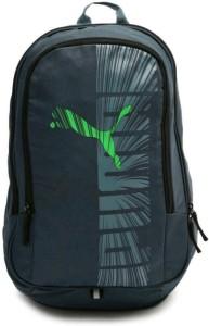 Puma Graphic 25 L Medium Backpack ( Blue Green ) b64890f9e6b0a