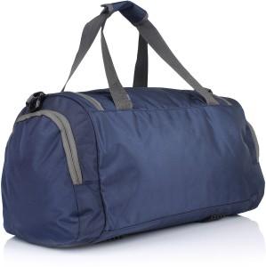 ec737c97e77e Suntop Alive Travel Gym Fitness 20 inch 50 cm Travel Duffel Bag Blue ...