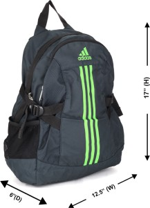 0ac9be61bf Adidas Backpack Blue Green Best Price in India