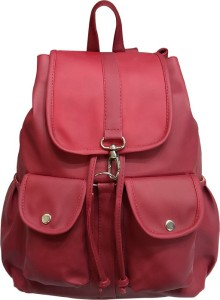 Groset faux Leather 5 L Backpack