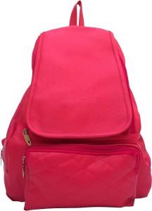 Vintage Elegant Ladies Expandable Backpacks Handbags Pink(bag 148) 12.5 L Backpack