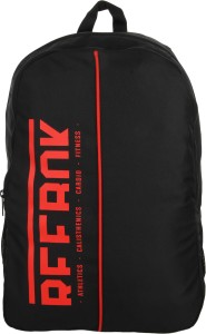 Reebok Padded BP 20 L Backpack Black Best Price in India  5c3e3ccf58714