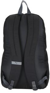 Puma Pioneer Backpack II 17 5 L Laptop Backpack Black Best Price in ... 3dc449cf39275