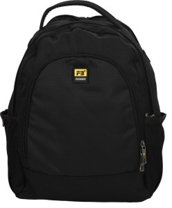 788b22a03747 FB Fashion SB526FB 17 L Small Backpack Black Best Price in India ...