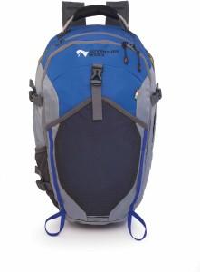 Adventure Worx Stroll 27 L Laptop Backpack Blue Grey Best Price in ... 5f8dfce0af329