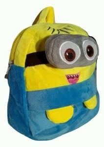 Royle Katoch Despicable Me Minions Double Eye Style Baby Mini cartoon School Bag School Bag