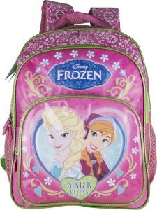 Frozen Waterproof School Bag
