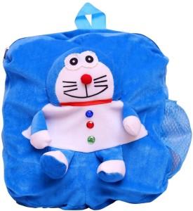 Vpra Mart Blue Cartoon Soft School Bag