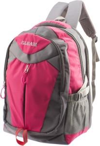 Gleam Mesh Padded School Waterproof School Bag