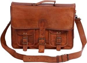 Pranjals House 11 inch, 15 inch Laptop Messenger Bag
