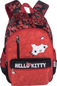 Hello Kitty Waterproof School Bag Pink 17 inch Best Price in India ... f51dbb6c1086d