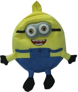 SILTASON SHAKTI School Bag ( Yellow 13 inch ) 539c69af91430