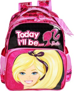 Barbie Kids Bag School Bag