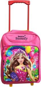 Batu Lee Princess Mesh Bag Waterproof Trolley