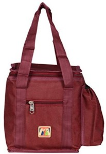 MAHAVIR BAGS mb Lunch Bag MARRON 1 L Best Price in India  48735282badf8