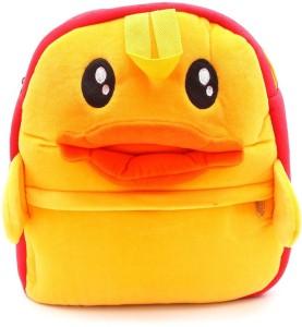 Bazaar Pirates Plush Material School Bag