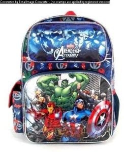 Marvel School Bag
