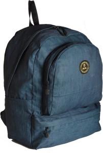 Panther Denim Backpack