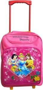 ROYLE KATOCH Princess Mesh Bag Waterproof Trolley