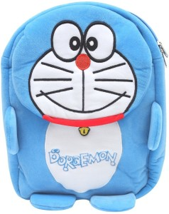 Bazaar Pirates Doraemon Picnic Bag Cum Kids Plush Backpack