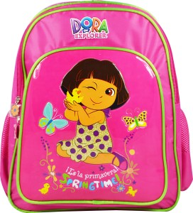e98c7547266 Simba Dora Waterproof Shoulder Bag Pink 18 inch Best Price in India ...
