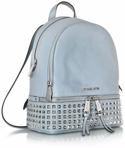 42e14a4bb5e2 Michael Kors Backpack Blue 18 inch Best Price in India | Michael ...