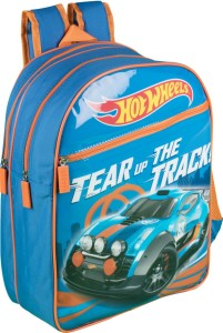 Hot Wheels School Bag