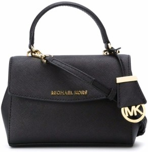 4f8ed08c382e Michael Kors Shoulder Bag Black Best Price in India | Michael Kors ...